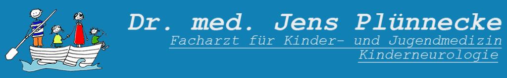 Kinderarzt Dr. med. Jens Plünnecke